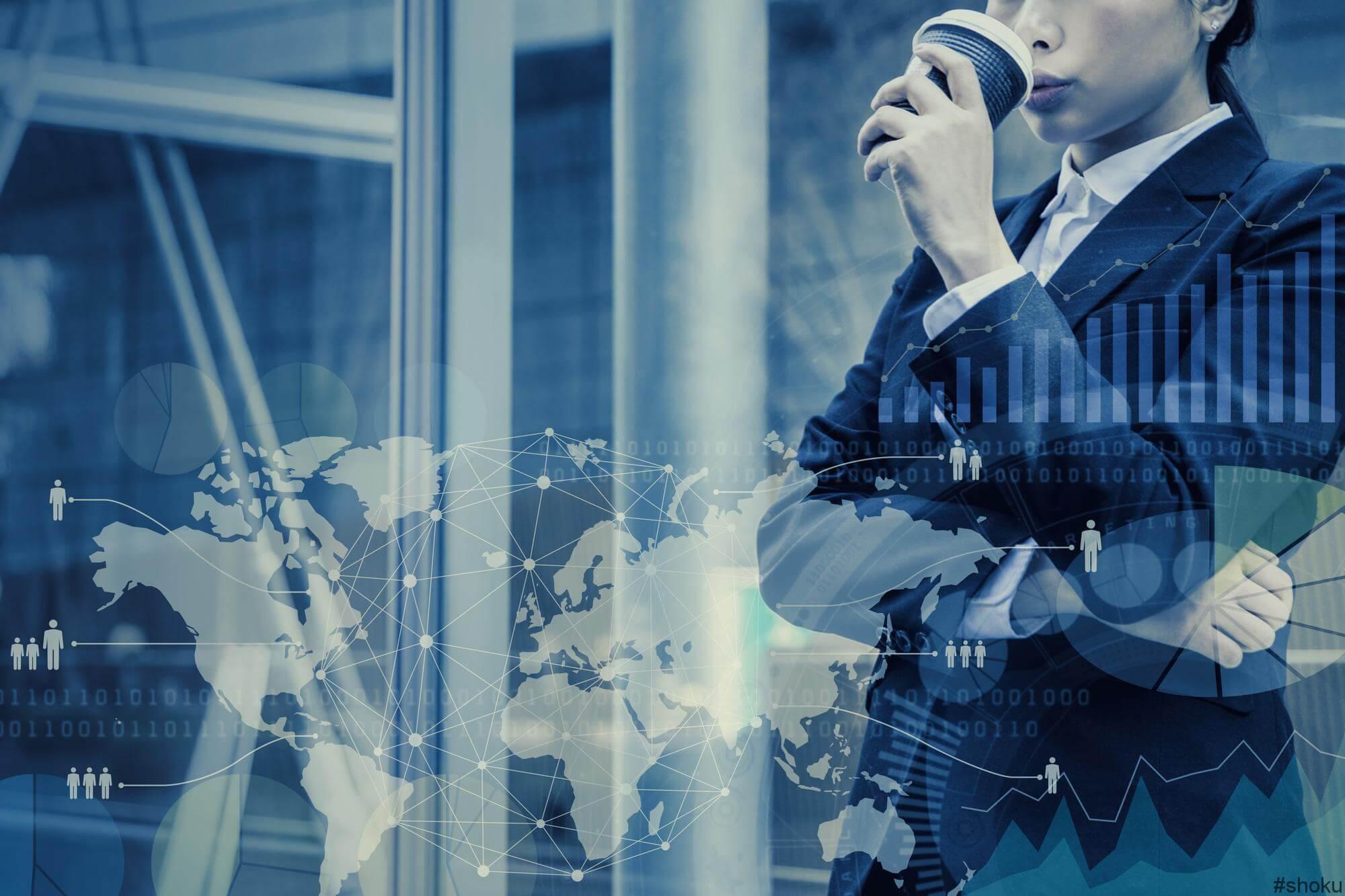 外資系企業の求人数派遣会社別ランキング!