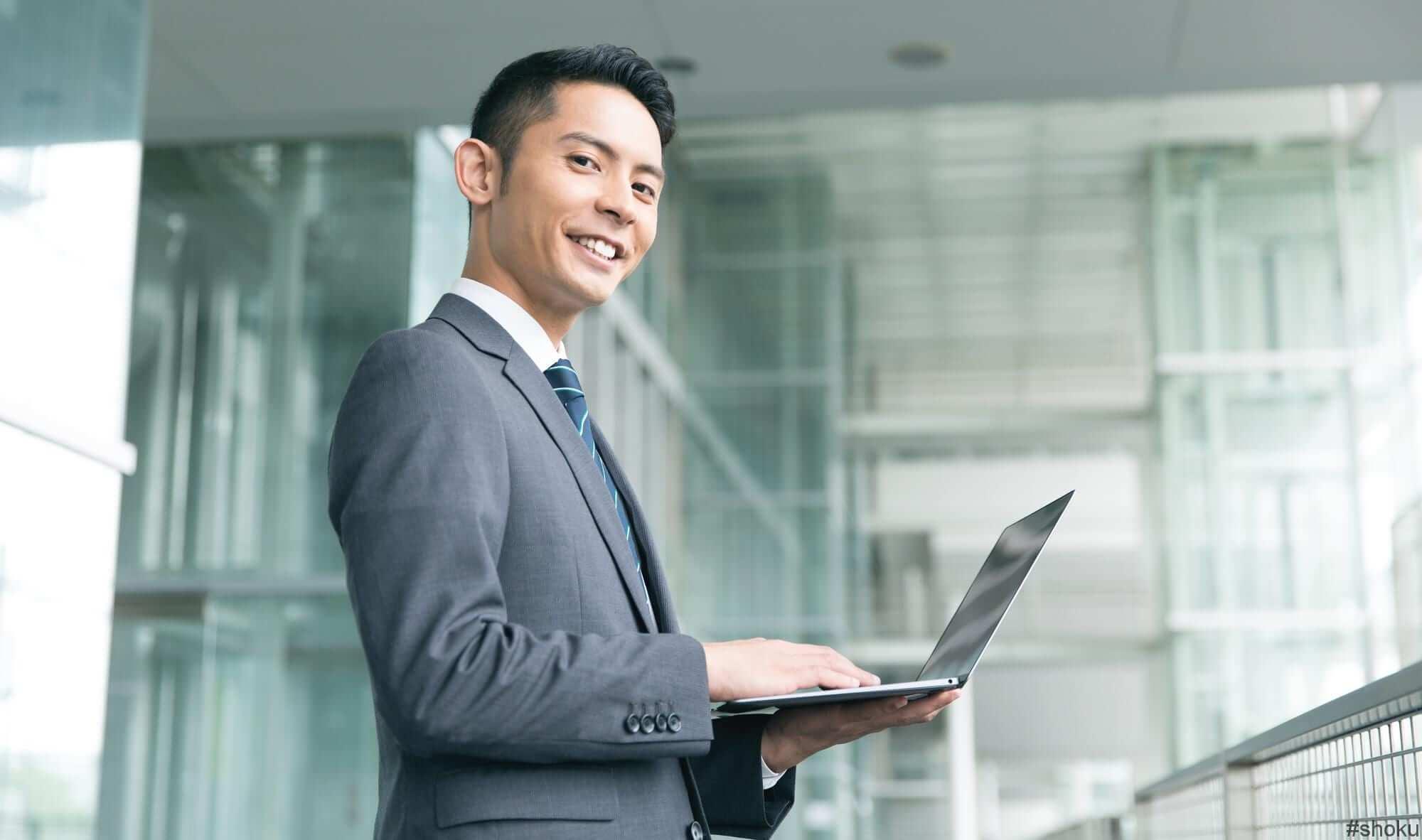 営業経験を活かして転職したい