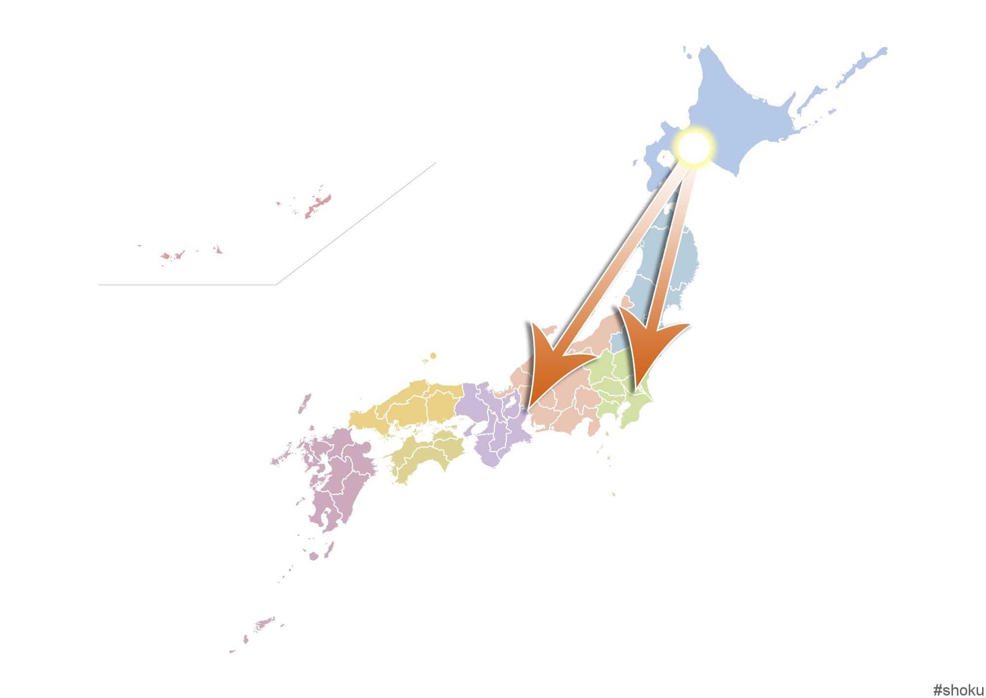 札幌⇒道外に転職するなら登録したい転職エージェント3選