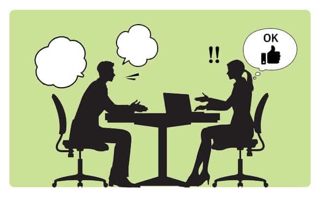 転職エージェントの担当者から高い評価を受けるための方法