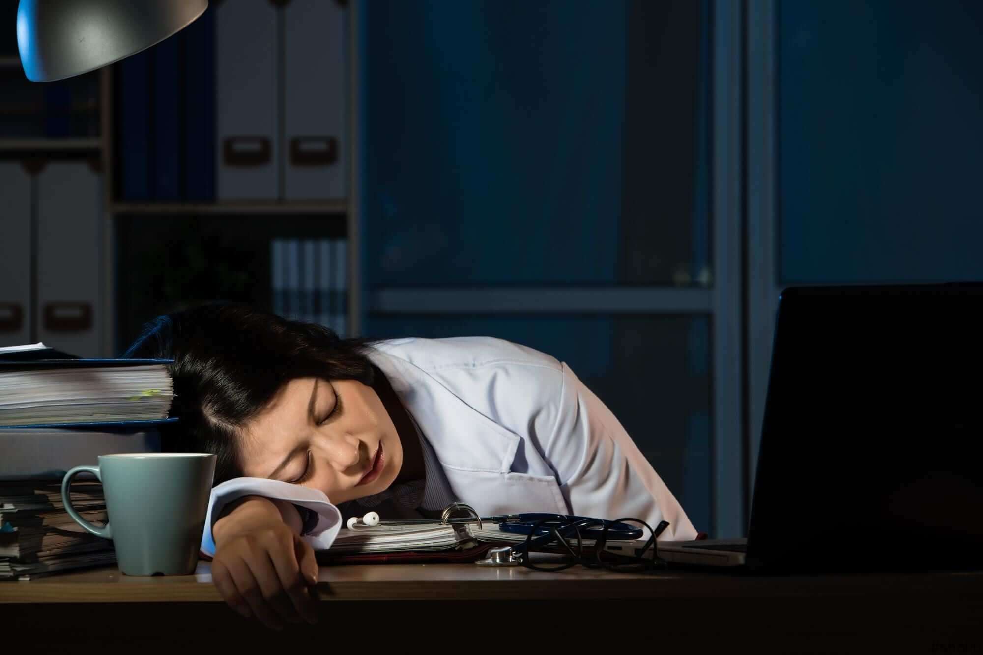 医療事務は一番忙しく残業になることが多い