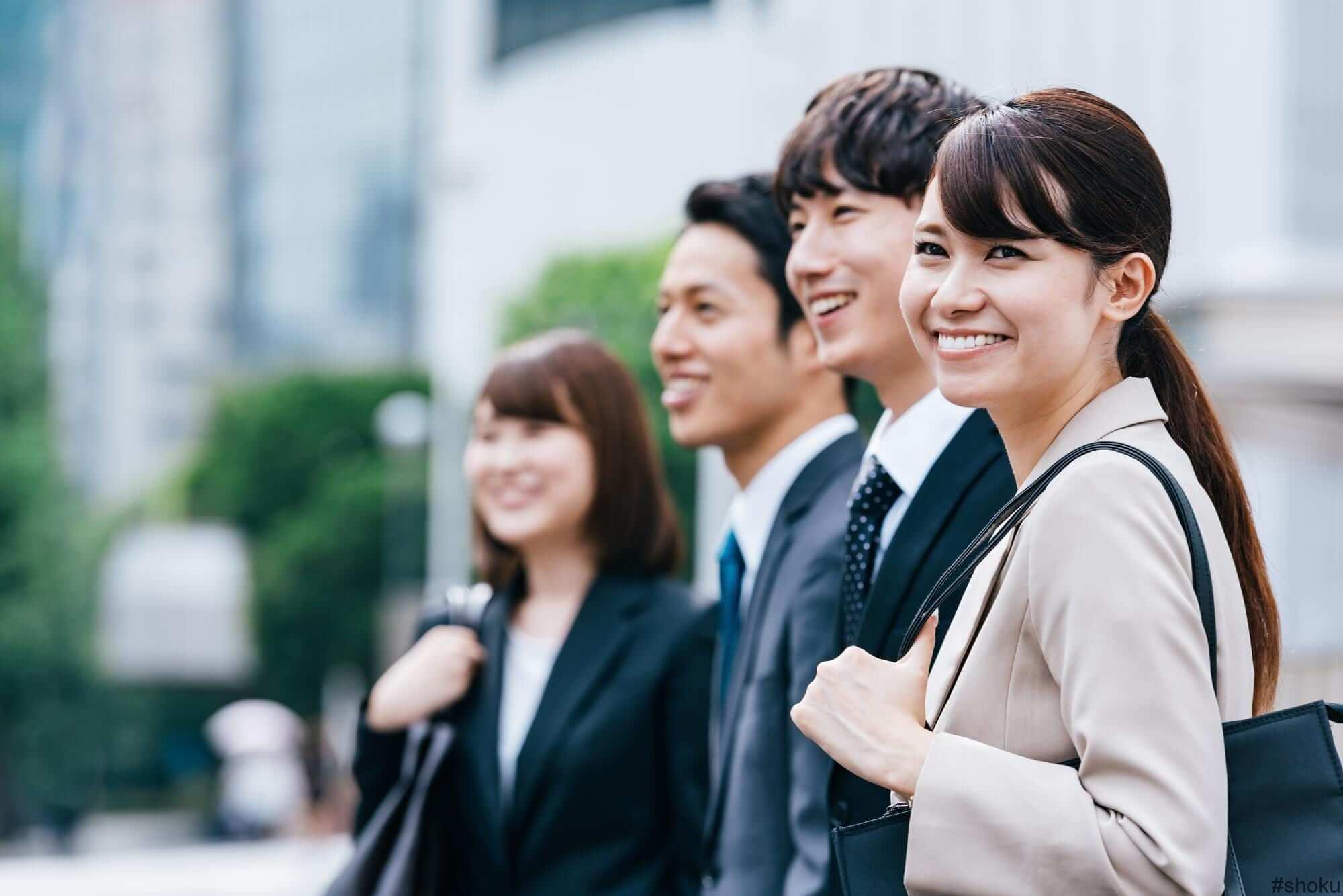 営業になりたい人向け転職エージェント求人数ランキング