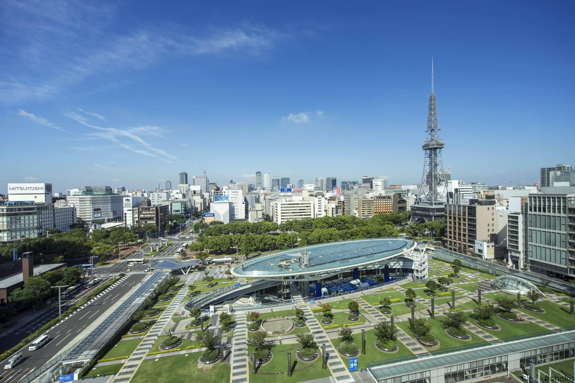名古屋テレビ塔 セントラルパーク