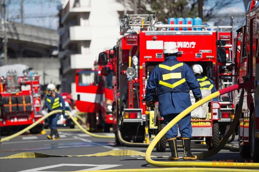 東京消防庁・総務省消防庁
