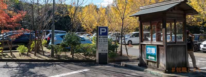 駐車場管理人