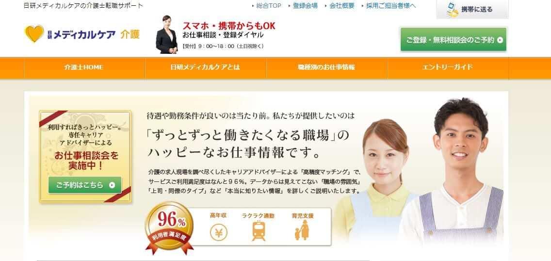 日研メディカルケアTOP