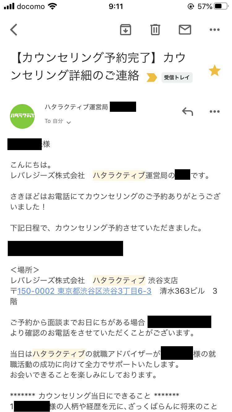 ハタラクティブ 渋谷