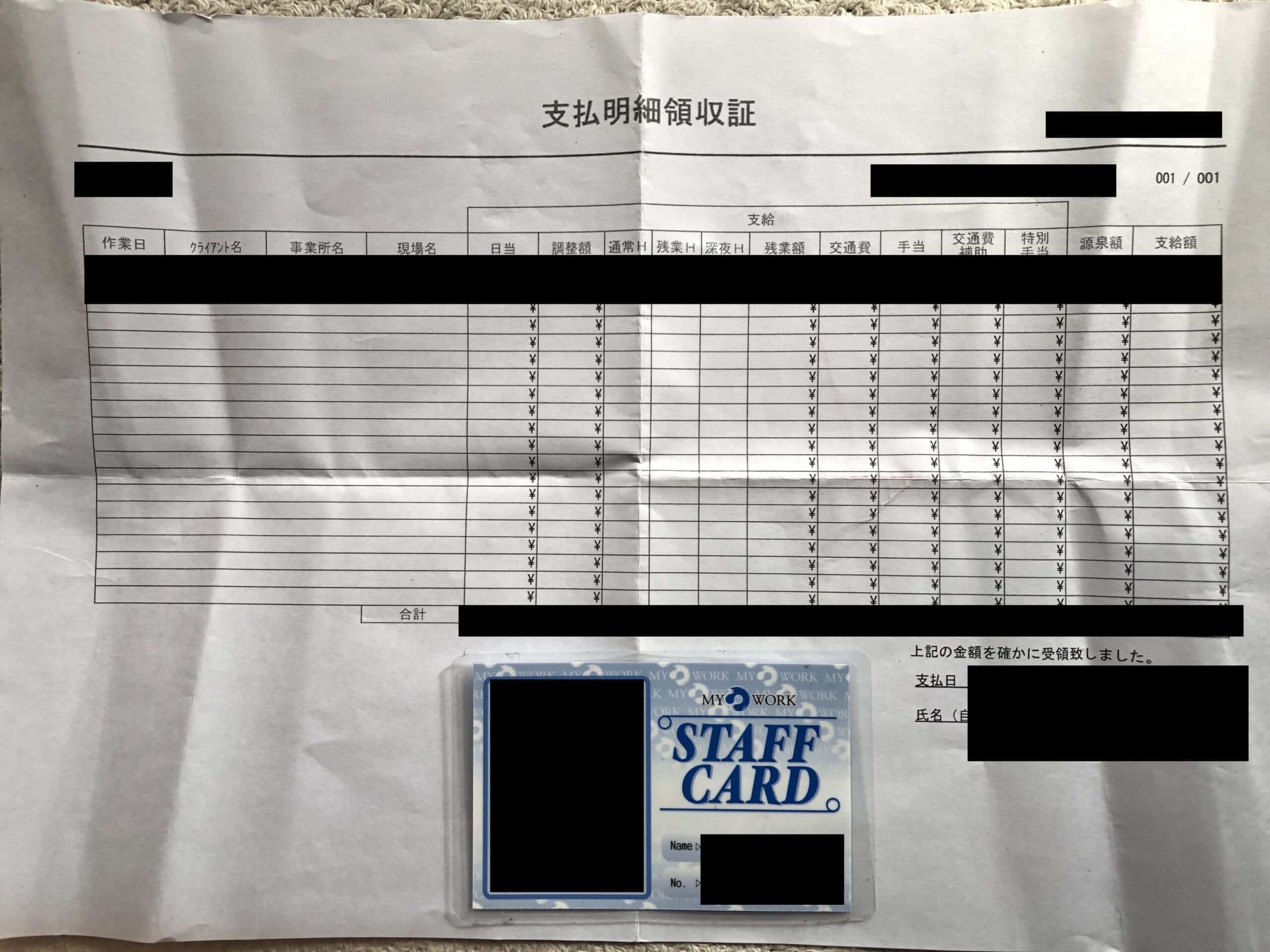 株式会社マイワーク 成田営業所