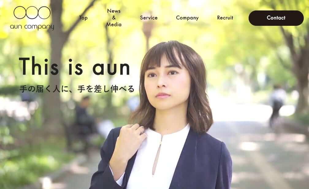 株式会社aun