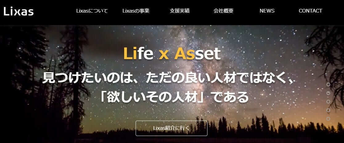 株式会社Lixas