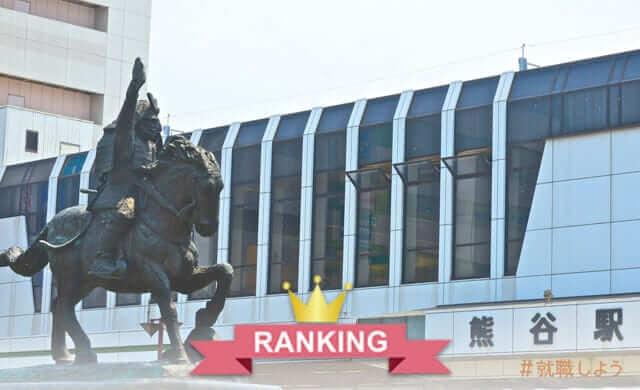 【派遣のプロが語る】熊谷の派遣会社おすすめランキング|評判や口コミが良いのは?
