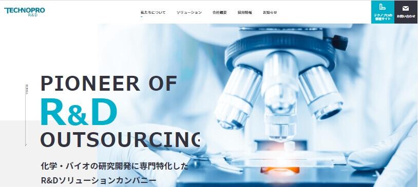 テクノプロR&D社